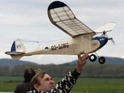 So Long model airplane plan
