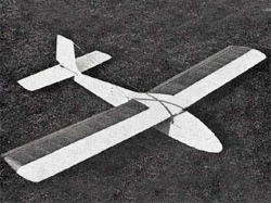 Soar-Cy II model airplane plan