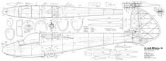 Sohaj model airplane plan