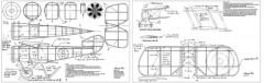 Sopwith Bee-FAC model airplane plan