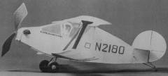Sorrell SNS-2 Guppy model airplane plan
