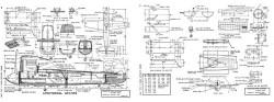 Speed Trainer model airplane plan