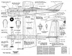 Splinter model airplane plan