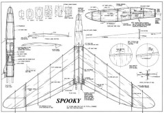 Spooky-AMI-02-97 model airplane plan