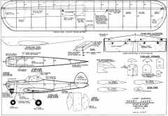 Sport-Coupe model airplane plan