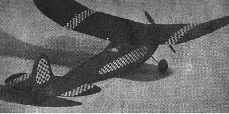 Sporty II model airplane plan