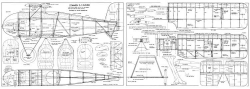 Staaken Z-1 Flitzer-AMI-02-97 model airplane plan