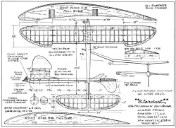 Stardust 2 model airplane plan
