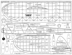 Starduster 2 model airplane plan