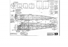 Stinson SM-7B FSI S-3 model airplane plan
