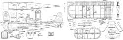 StitsPlayboy model airplane plan