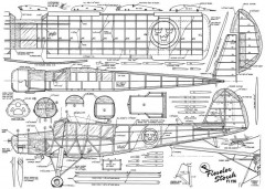 Storch 45ws model airplane plan