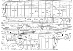 Strathmoor Detroit Stunter-MAN-02-59 model airplane plan