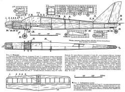 Stratos 2 model airplane plan
