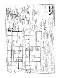Stubby2 model airplane plan