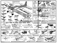 Stunt Man 23 model airplane plan