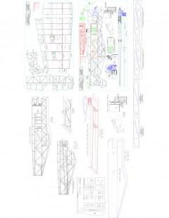 Su-Do-Khoi 180 Model 1 model airplane plan