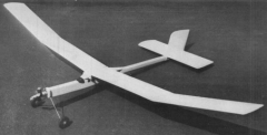 Sunday Flyer model airplane plan