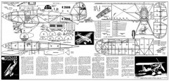 Super Fury model airplane plan