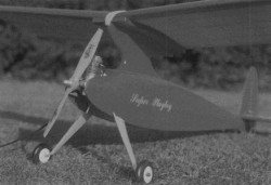 Super Playboy model airplane plan