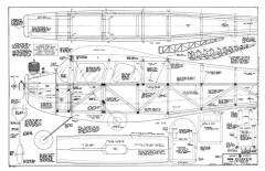 Super Quaker model airplane plan