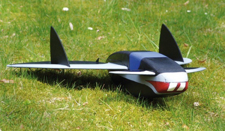 Swatter Hase model airplane plan