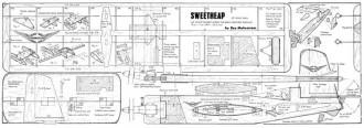 Sweatheap model airplane plan