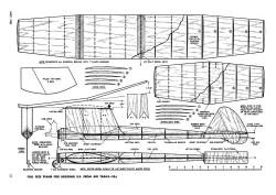 SweetSixteen model airplane plan