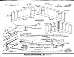 Swif-f-ft model airplane plan