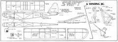 Swift 22in model airplane plan