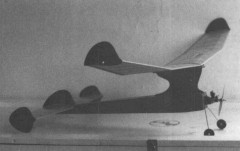 Swoose .020 model airplane plan