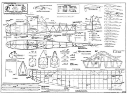 T.31 model airplane plan
