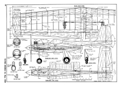 Tempo TT-1-FM-05-59 model airplane plan
