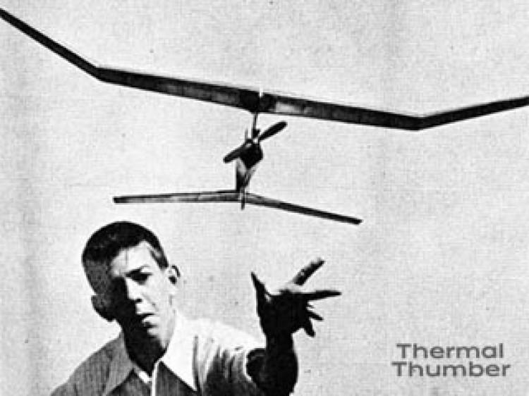 Thermal Thumber model airplane plan