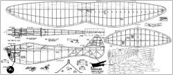 Thermaleer model airplane plan