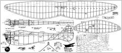 Thermaleer model airplane plan