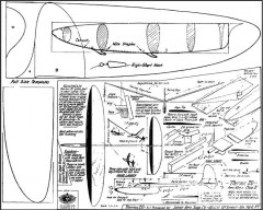 Thermic 20 model airplane plan