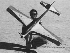 Tiporare model airplane plan
