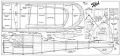 Titch model airplane plan