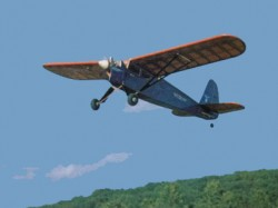 Torc model airplane plan