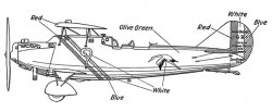Trans Atlantic model airplane plan