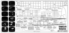 Tern Aero Traveler model airplane plan