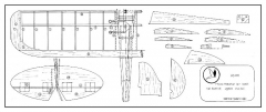 Ucari model airplane plan