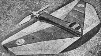 Unlimited model airplane plan