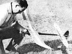 Uranus model airplane plan