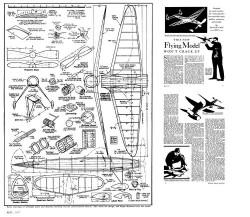 UtilitySpecial model airplane plan