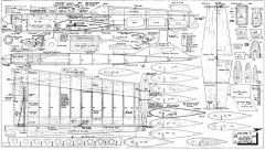 ValerieII model airplane plan