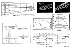 Valk model airplane plan