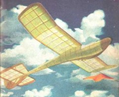 Velogiator model airplane plan