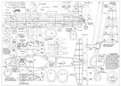 Vickers Viking model airplane plan